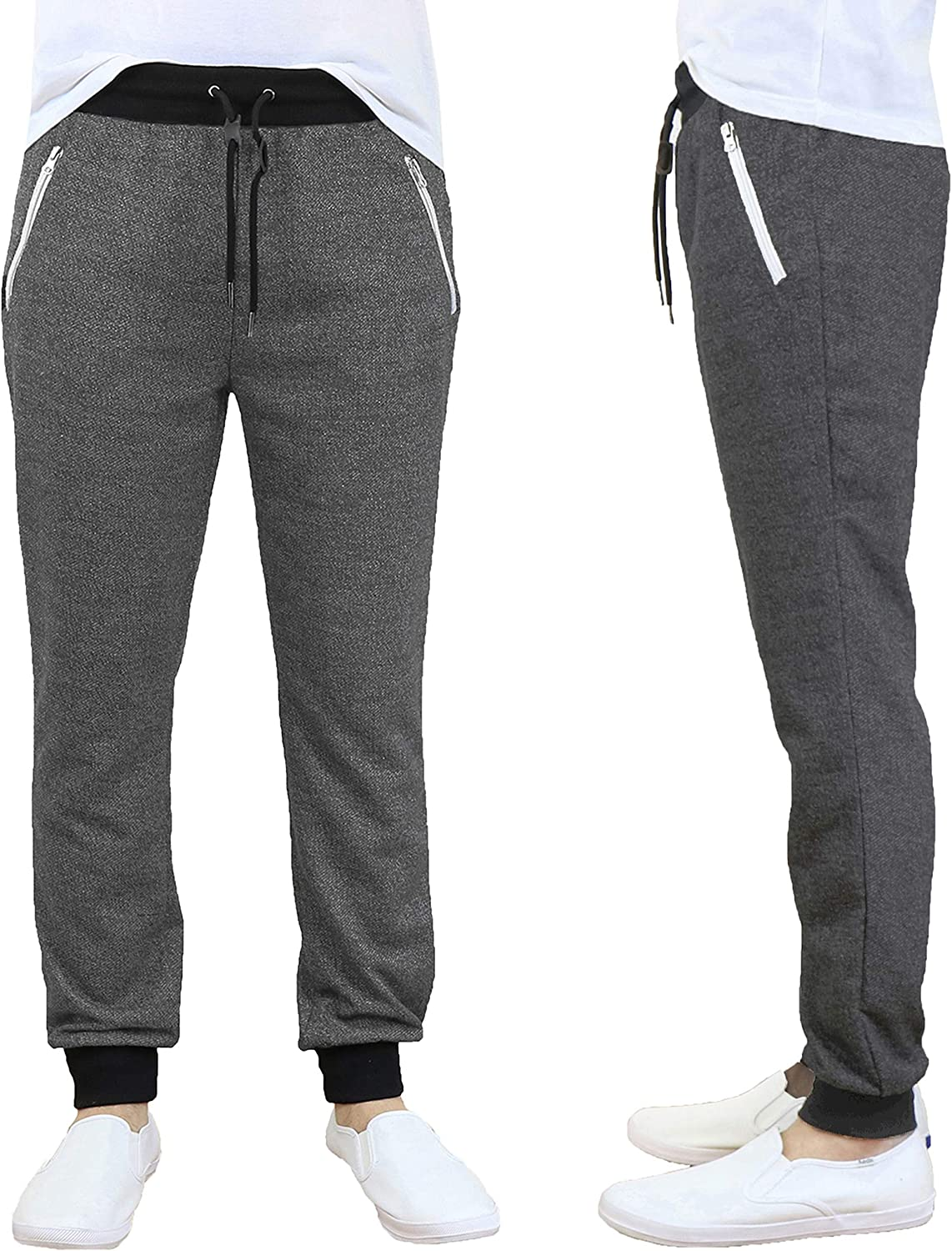 In stock Galaxy by Denver Mall Harvic Men's Terry Pants Jogger French