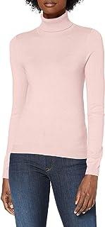 Vero Moda Vmhappiness LS Rollneck Blouse Ga Boo Suéter para Mujer