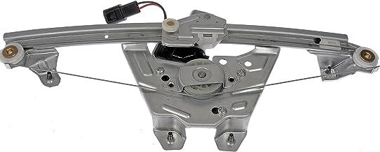 Dorman 741-108 Rear Driver Side Power Window Regulator and Motor Assembly for Select Saturn Models