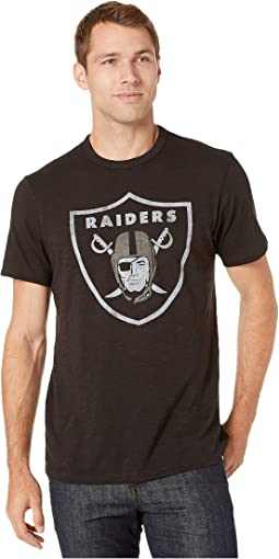 Oakland Raiders Grit Scrum T-Shirt