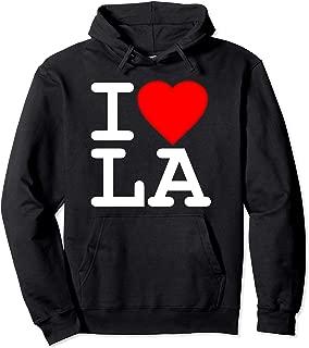 Best i love la hoodie Reviews