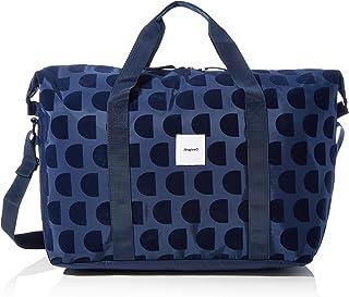 Desigual Sport Accessories Woven Shoulder Bag, Bolso bandolera. para Mujer, azul, U