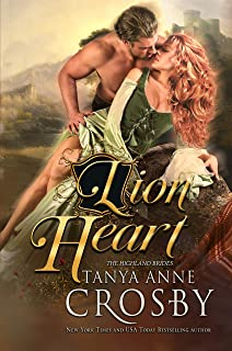 Lion Heart (The Highland Brides Book 4)
