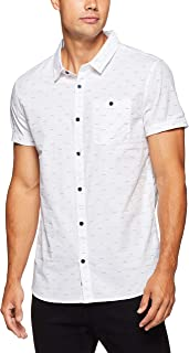 Mossimo Men's Corktown Shirt, White
