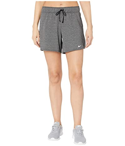 Nike Dry Shorts Attack 2.0 TR 5 (Black/Particle Grey) Women