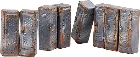 Fallout: wasteland Warfare - Vault Tec Lockers (Resin Terrain)