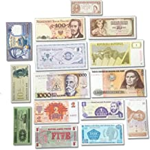World Banknotes - Banknotes Collection -15 Pieces of 15 Different World Countries - Foreign, Currency, Uncirculated
