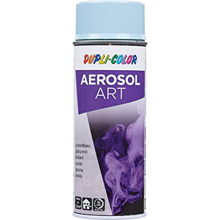 Dupli Color 733239 Aerosol Art Pastellblau Glänzend 400 Ml Baumarkt
