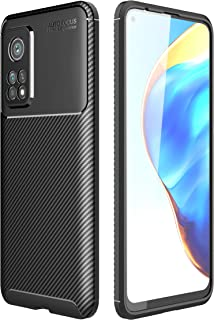 Wuzixi Case for Xiaomi Mi 10T Pro 5G.Soft Silicone Sleeve Design, Shockproof and Durable, Cover Case for Xiaomi Mi 10T Pro...