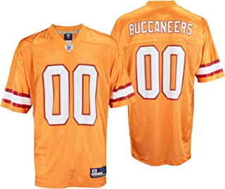 Tampa Bay Buccaneers NFL Mens Team Alternate Replica Jersey, Orange