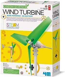4M- Build Your Own Wind Turbine Ingenieria (00-03378)