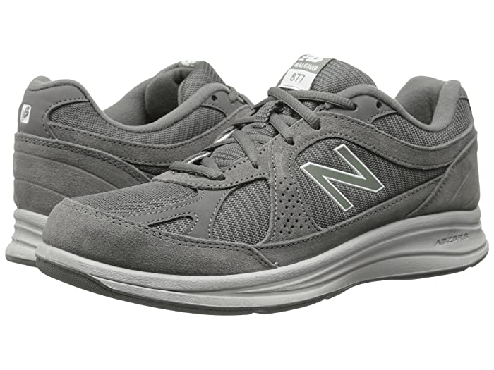 New Balance 574 Womens Size 6 Blue Brown Light Blue Denim Athletic Walking Shoes