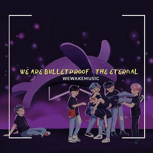 We are bulletproof the eternal