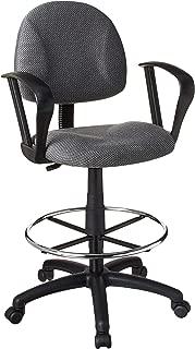 fabric drafting chair