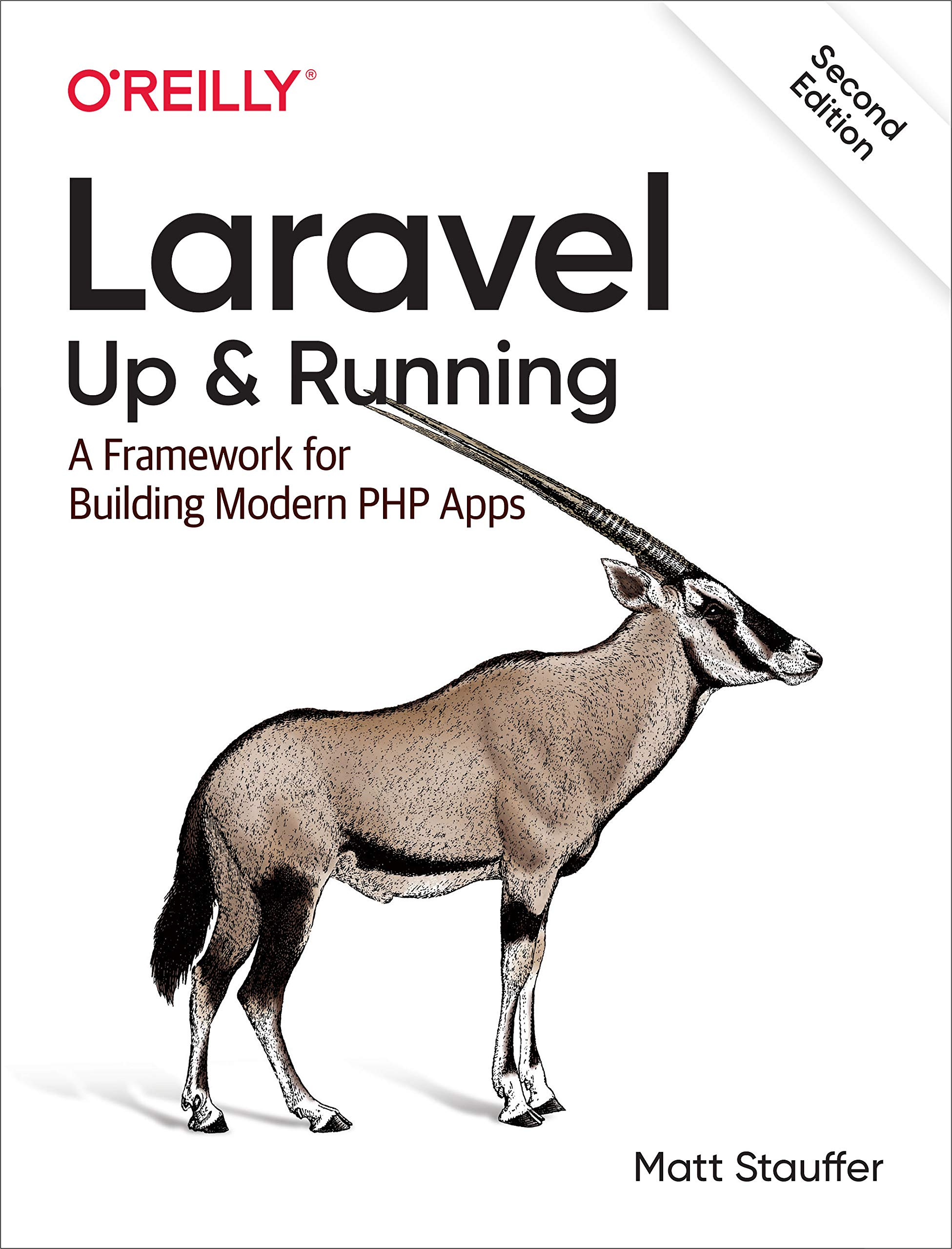 Image OfLaravel: Up And Running: A Framework For Building Modern PHP Apps