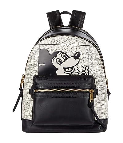 COACH Coach X Disney Keith Haring Mickey Academy Backpack