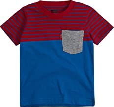 Levi's Boys' Little One Pocket T-Shirt