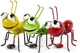 IMANES 3D Divertido 3 hormigas Nevera Memo Holder Cocina Refrigerador Juego de regalo Escritorio de oficina Alivio del estrés Juguetes Jardín Ornamento Decoración Hogar Colgante magnético Decoración