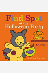 Find Spot at the Halloween Party Board book