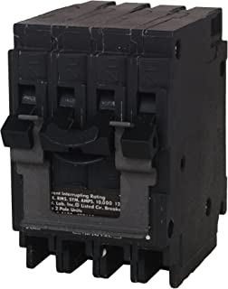 Siemens Q23050CT2 One 30-Amp One 50-Amp Double Pole Circuit Breaker