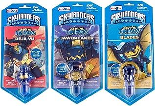 Skylanders Trap Team Legendary Trap Team Set Includes Jawbreaker Deja Vu and Blades