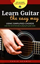 learn guitar the easy way