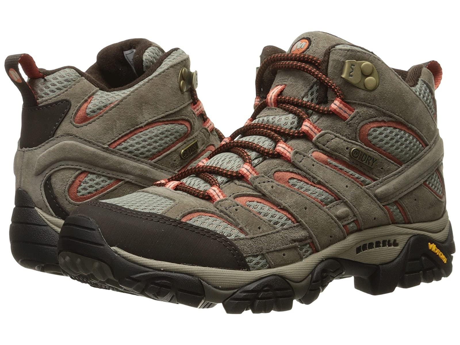 Merrell Moab 2 Mid WaterproofEconomical and quality shoes