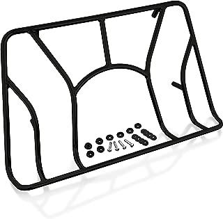Mingting Chrome Sissy Bar Luggage Rack Bracket for Yamaha VStar 400 V Star 650 V-Star 1100 Classic XVS Dragstar XVS 1100 2000-2011