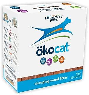 ökocat Natural Wood Cat Litter, Clumping