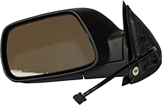 Dorman 955-1480 Driver Side Power Door Mirror - Folding for Select Jeep Models, Black