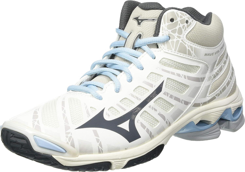 Mizuno Women's Wave Voltage Mid Volleyball Shoe