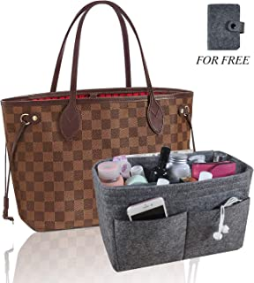 OMYSTYLE FASHION Purse Organizer Insert, Handbag & Tote Organizer, Perfect for Speedy Neverfull and More