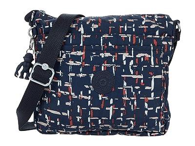 Kipling Sebastian Crossbody Bag (City Lights) Handbags