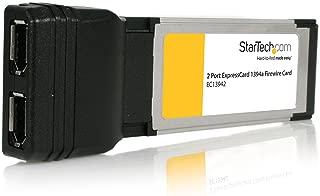 Best startech firewire expresscard Reviews