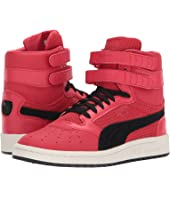 Puma Kids Sky II Hi Color Blocked (Big Kid)