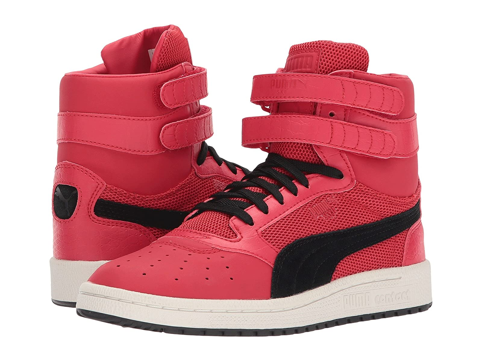 Puma Kids Sky II Hi Color Blocked (Big Kid)Cheap and distinctive eye-catching shoes