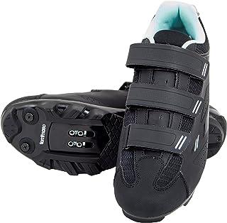 tommaso Terra 100 Women's Mountain Biking, Spin, Indoor Cycling, Road Cycling SPD Compatible Shoe