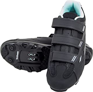 Tommaso Terra 100 - Holiday Special Pricing - Women's Mountain Biking, Spin, Indoor Cycling, Road Cycling SPD Compatible Shoe
