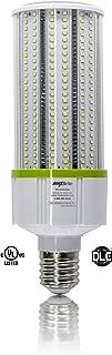 60W LED Corn Light Bulb 5000K Replaces 500W, 7,800 lumens Mogul Base E39, 100-277V AC UL/cUL DLC