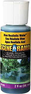 Woodland Scenics Realistic Water 2 Ounces-Blue (SP4195)