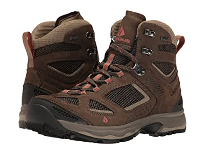Vasque Breeze III GTX (Black Olive/Bungee Cord) Men