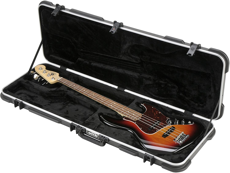 SKB 44 Precision and Jazz Guitar 完全送料無料 Bass Style 割引も実施中 Case