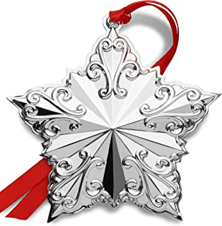 Best sterling silver christmas star ornaments Reviews