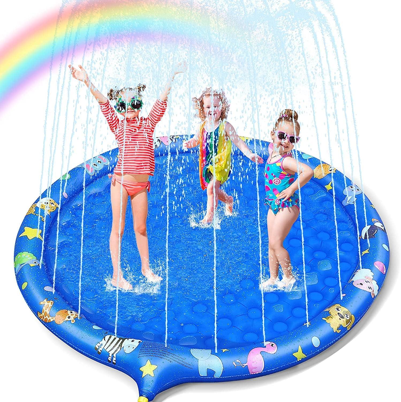 COOLJOY Splash Pad