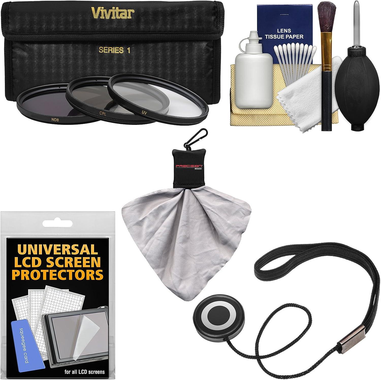 Essentials Bundle for Max 52% OFF Nikon 55-300mm f ED VR AF-S Zo High quality new DX 4.5-5.6G
