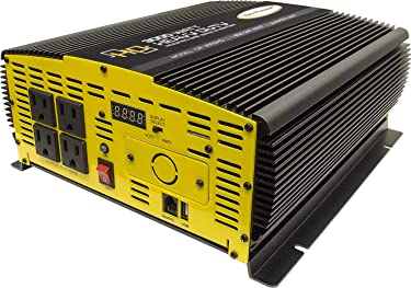 Go Power! Heavy Duty Modified Sine Wave Inverter (3000-watts)