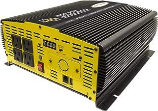Go Power! GP-5000HD 5000-Watt Heavy Duty Modified Sine Wave Inverter (3000)