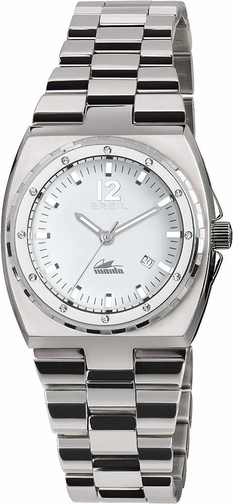 Breil orologio donna con cinturino in acciaio inox TW1578