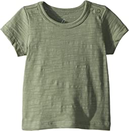 Snap Shoulder Tee (Infant)