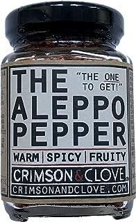 Aleppo Pepper by Crimson and Clove (2.6 oz.)